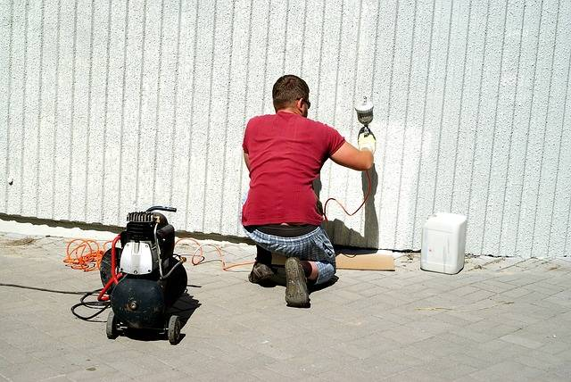 pintura de fachada empresa por empresa iónica